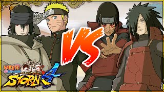 pc naruto shippuden ultimate ninja storm 4   naruto sasuke the last vs hashirama madara