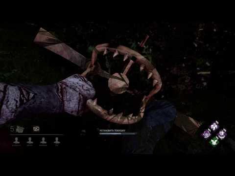 Dead By Daylight  - выжившие одобрили новый скин за маньяка. Внушает страх )