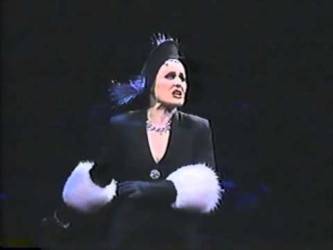 As If We Never Said Goodbye {Sunset Blvd ~ Broadway, 1994} - Glenn Close