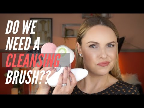 DO WE REALLY NEED A CLEANSING TOOL & ARE THEY WORTH IT??? || Clairisonic, Foreo, ELF