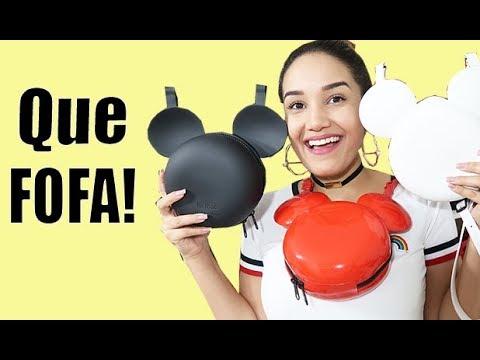 Bolsa Melissa Mickey (Melissa + Disney)