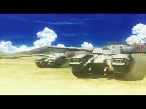 Hermann Yandell's Tank Type 61 In Action