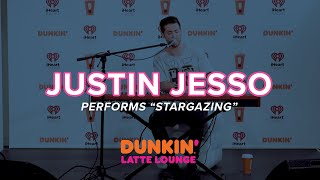 Justin Jesso Performs 'Stargazing ' Live | DLL