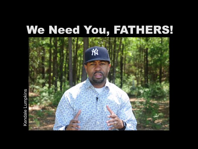 We Need Fathers to Man Up