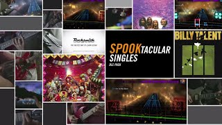 Rocksmith 2014 Edition: Spooktacular Singles DLC Song Pack