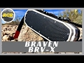 Braven BRV-X  | Product Review | Rugged Bluetooth Speaker for Outdoor Adventure