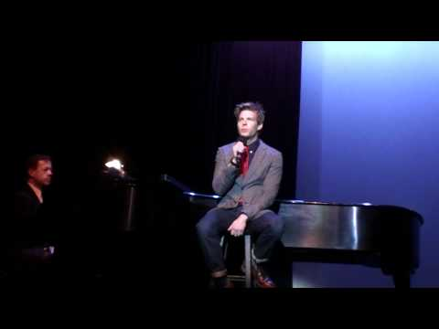 Hunter Parrish - Beautiful City (Tribute to Stephen Schwartz Palm Springs)