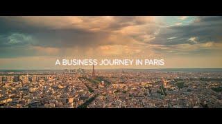 A BUSINESS JOURNEY IN PARIS