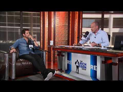 """Actor Dylan McDermott Talks New Film """"Blind""""  71417"""