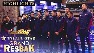 The Philippine Men's Volleyball Team expresses gratitude to their supporters | Tawag ng Tanghalan
