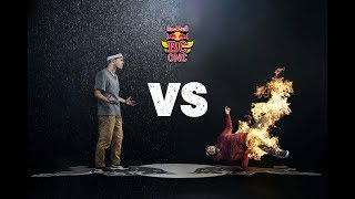 Water vs Fire: Menno vs Lil G | Red Bull BC One All Stars (4K)