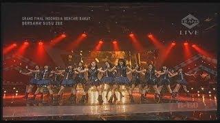JKT48 R I V E R Overture IMB TRANS TV 13 05 12