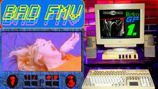 Phantasmagoria Complete Playthrough Part 1 - BAD FMV with Retro GP