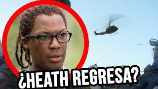 ¿Quiénes son las personas del helicóptero? - The Walking Dead Temporada 8 Capítulo 14
