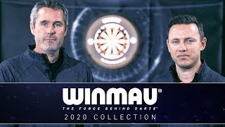 Winmau 2020 Product Launch | with Simon Hall & Paul Nicholson