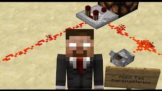 Minecraft Kızıl Taş Eğitimleri Bölüm 5 - Kızıl Taş Karşılaştırıcı (Redstone Comparator)