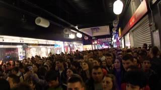 Deepcentral Concert Live @ Severin Shopping Center 13.02.2013