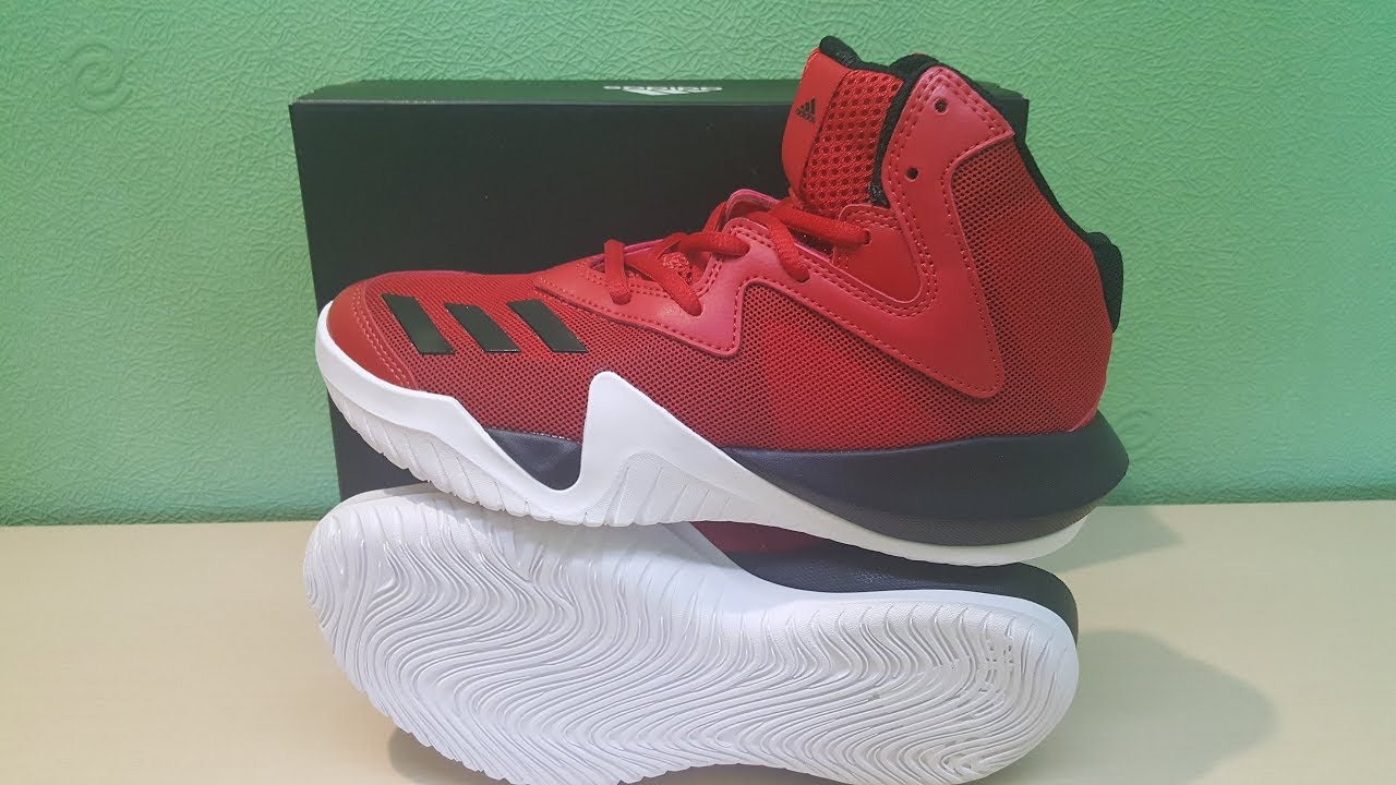 1e25b834 Adidas Kids Crazy Team Basketball - детские баскетбольные кроссовки ...