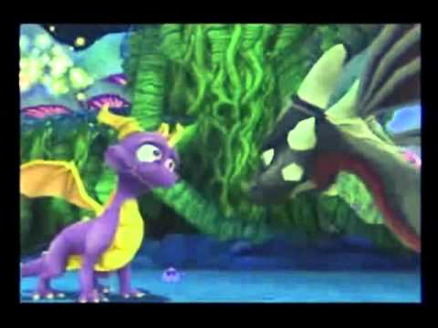 Spyro and Cynder: My Only Love - YouTube