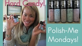 Polish Me Mondays | Hard Candy Candied Nails Illamasqua Speckled Polish Dupes Thumbnail