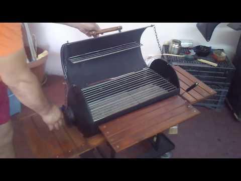 ψησταρια grill απο θερμοσιφωνα