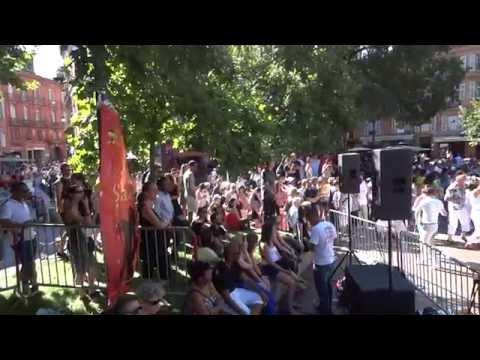 Salsa Place St-Georges à Toulouse 21 Juin 2015