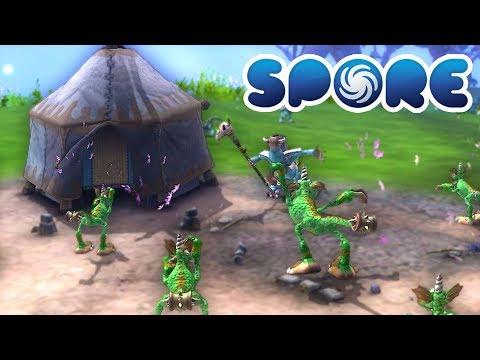 SPORE #4 : La phase tribu (Saison 2) thumbnail