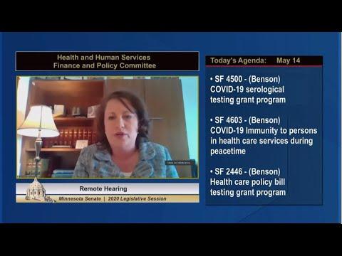 HHS Issues COVID-19 Plasma Donation HIPAA Guidance