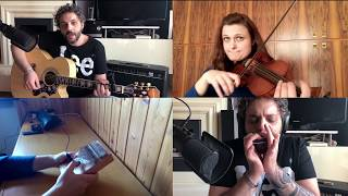 Rimmel - De Gregori - Cover Iannaco e Laura Bernasconi (Home Session)