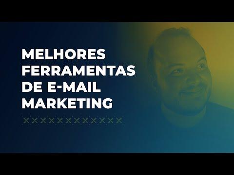 As Melhores Ferramentas de Email Marketing