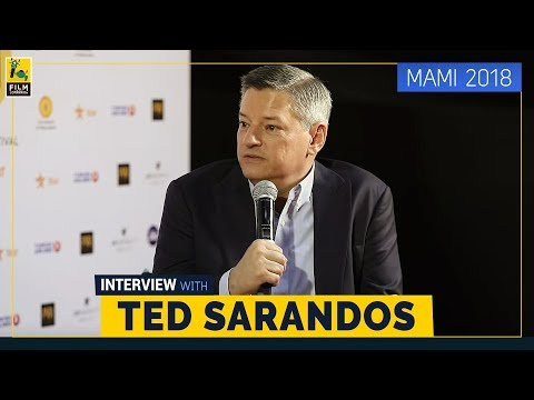 Netflix Chief Ted Sarandos in conversation with Anupama Chopra | MAMI | Film Companion