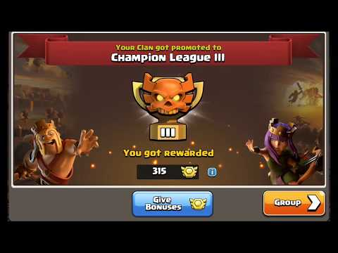 "CWL Season3 ""troops Viral Vs Spell Viral"" Indo REVolution Clash Of Clan Indonesia"