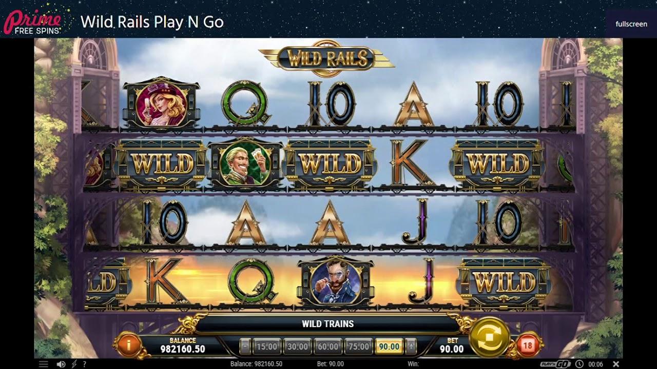 Slots Online Go Wild