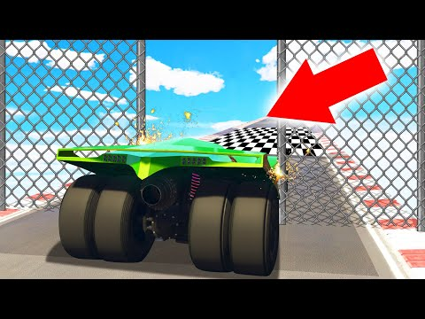 99% IMPOSSIBLE TO FIT THROUGH THE GAP! (GTA 5 Funny Moments)