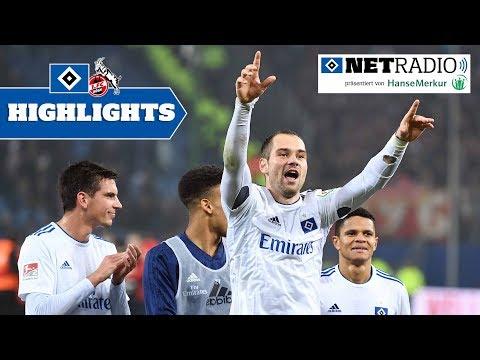 Die HSVnetradio-Highlights gegen den 1. FC Köln | 2018/19
