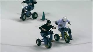Funny Intermission Games(Hockey)
