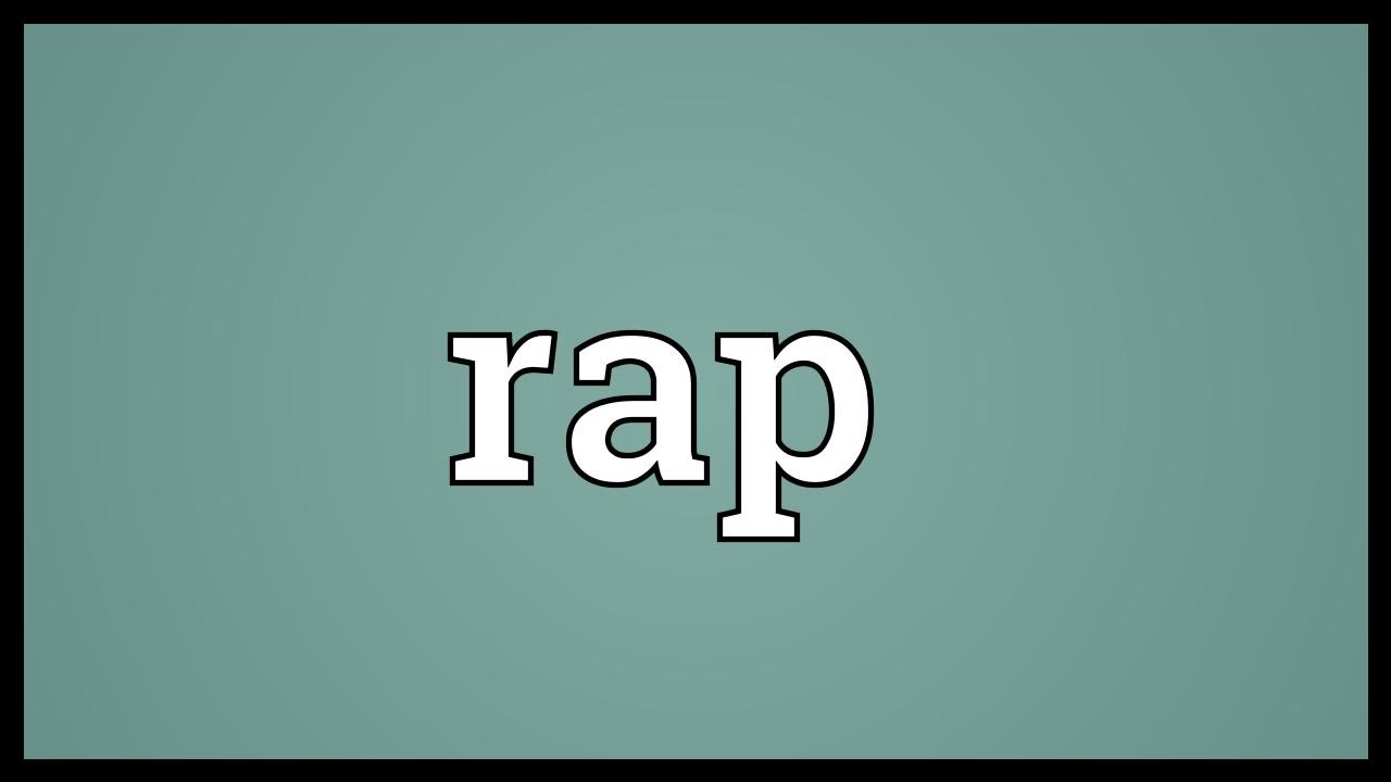 Rap Meaning