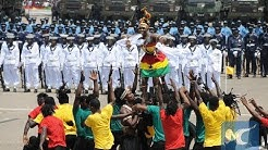 Ghana 63rd Independence Day Celebration Live From Kumasi Baba Yara stadium (Video Feed : GTV)
