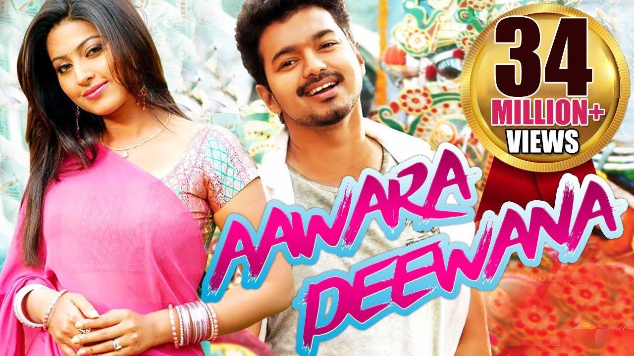 Download Awara Deewana (2015) Dubbed Hindi Movies 2015 Full Movie | Vijay, Sneha | Action Hindi Dubbed Movie