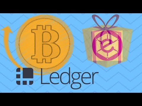 "$9k ""CORN"" Target -  Ledger Firmware Update - Electra Coin Giveaway!"