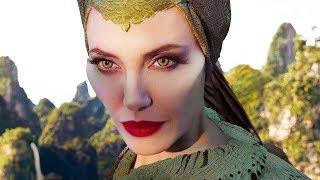 MALEFICENT Hates Prince Phillip Clip Maleficent 2: Mistress of Evil