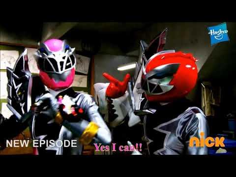 Sabanu0027s Power Rangers Magic Dino Knights - Bonus Episode
