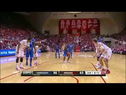 #1 Kentucky @ Indiana 12-10-11 (Full Game)