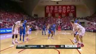 #1 Kentucky @ Indiana 12-10-11 (Full Game)