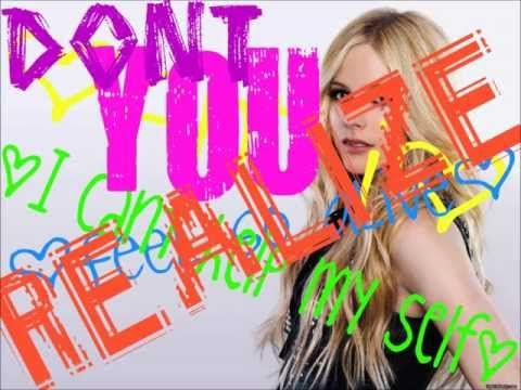 Avril Lavigne - Runaway - Lyrics