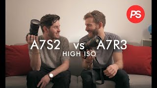 Sony A7S2 vs A7R3 - Low Light Comparison (High ISO)