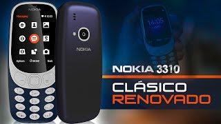 Nokia 3310 2017, review en español