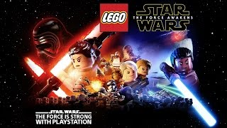 LEGO STAR WARS: The Force Awakens Gameplay