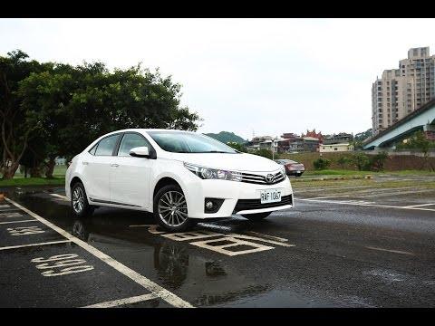 Toyota Corolla Altis 霸主登场