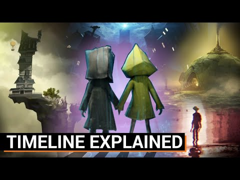 The Complete Little Nightmares Timeline Explained (Horror Game Theories) |